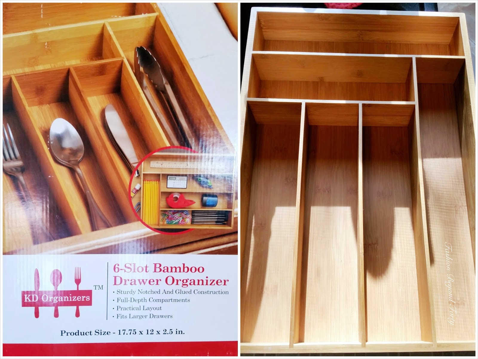 Fashionable Drawer Organizers? Indeed! KD Organizers