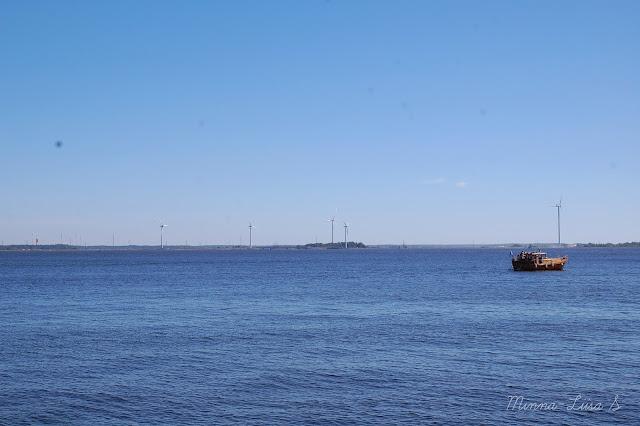 meri ja tuulimyllyt