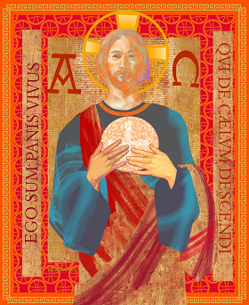 CORPUS CHRISTI Fiesta Jueves después de la Santísima Trinidad