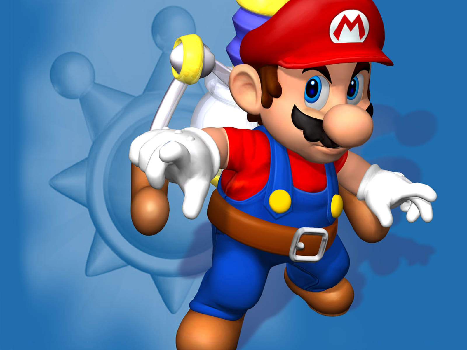 Super Mario HD & Widescreen Wallpaper 0.203125774771469