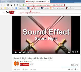 Download Hanya Suara MP3 di YOUTUBE Dengan Mudah Tanpa Software