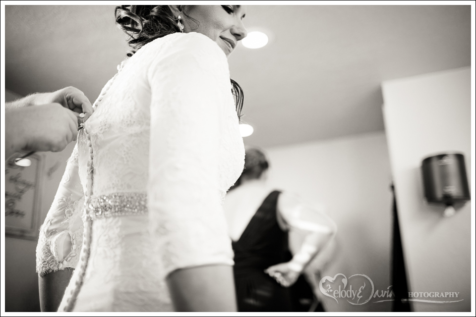 bridal gown tip