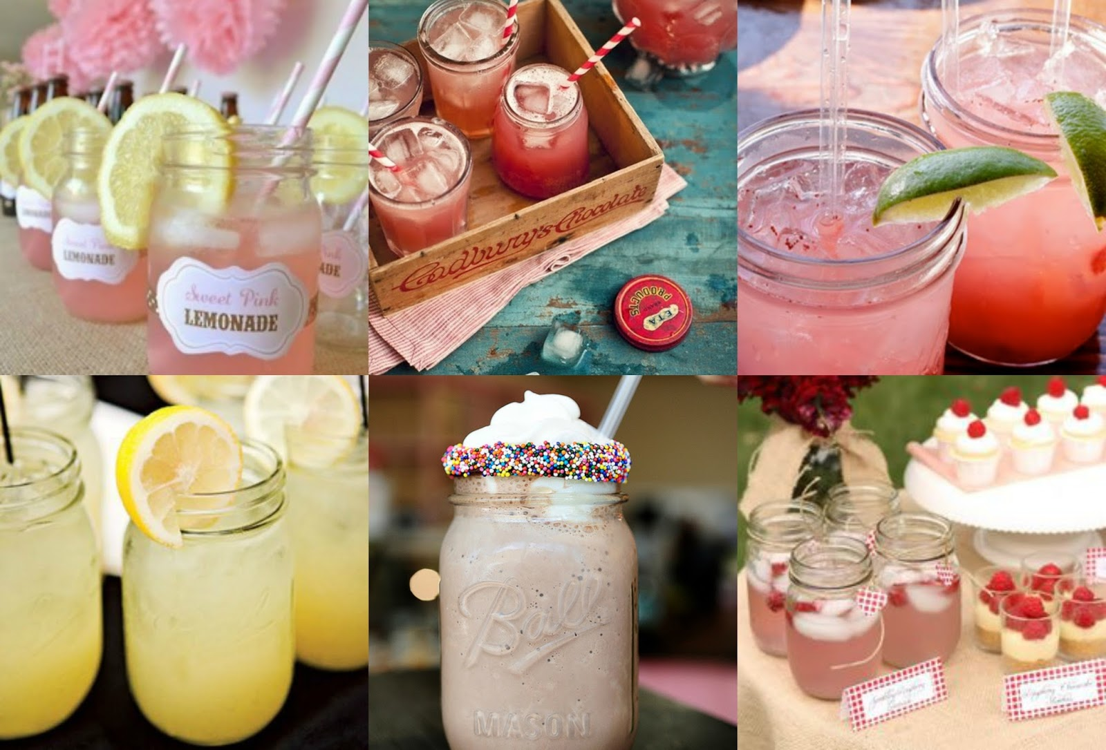 craft ideas mason jars drink