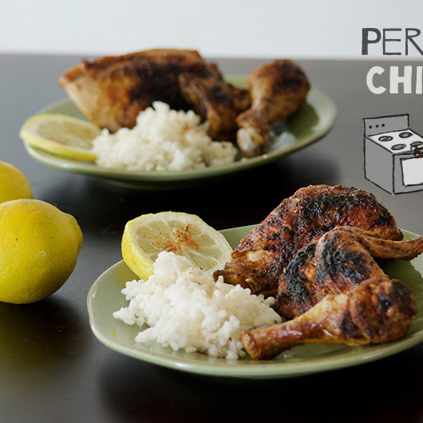 Peri Peri African Chicken
