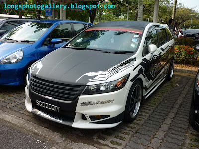 Modified Honda Stream