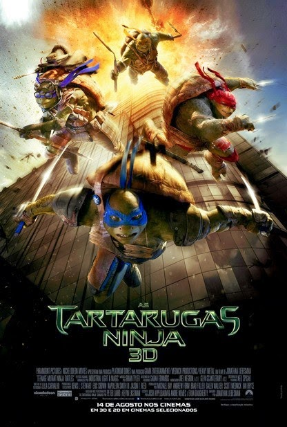 Filme As Tartarugas Ninja Dublado AVI BDRip