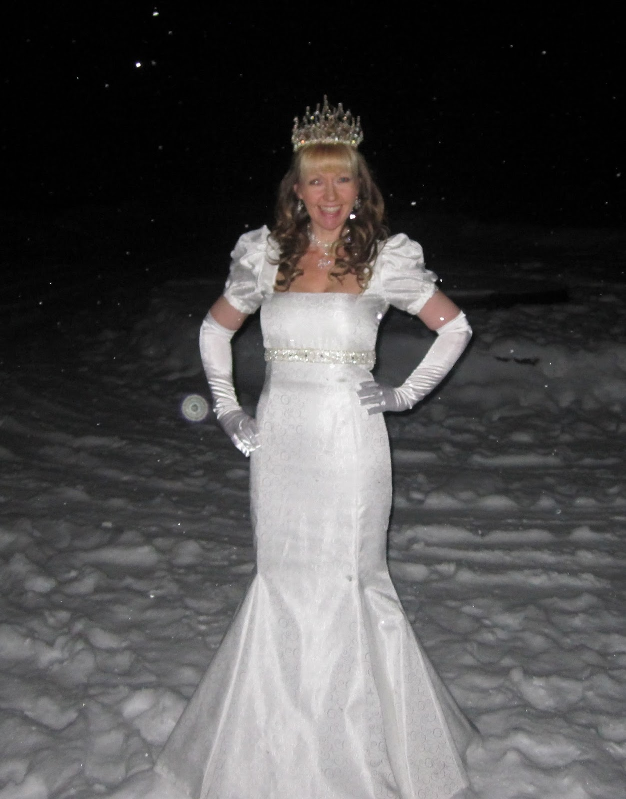From Winter Queen To Snow Princess