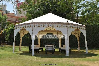 Designer Indian Tent