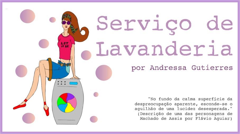 Andressa Gutierres | Serviço de Lavanderia