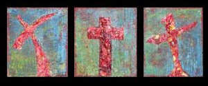 Three Crosses: A story told in Art