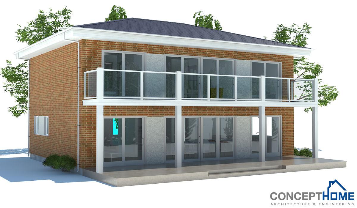 affordable home plans economical house plan ch175