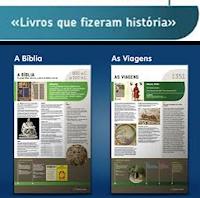 LIVROS COM HISTÓRIA - SANTILLANA