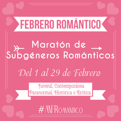 MARATÓN  FEBRERO ROMÁNTICO