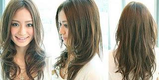 fesyen style rambut perempuan