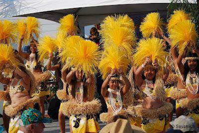 dancers polynesian festival