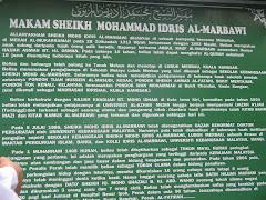 Briged Al Jenderami - Ziarah Ulama Utara Semenanjung