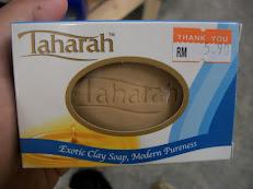 SABUN TANAH LIAT TAHARAH: RM5.90