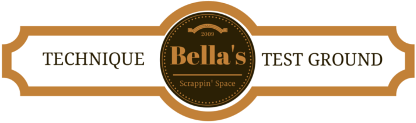 Bella's Scrappin' Space