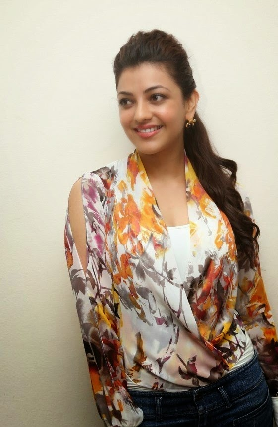 Kajal Agarwal Gorgeous New Photos in Jeans