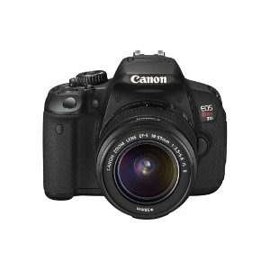 Canon EOS Rebel T4i 18.0 MP CMOS Digital SLR Camera