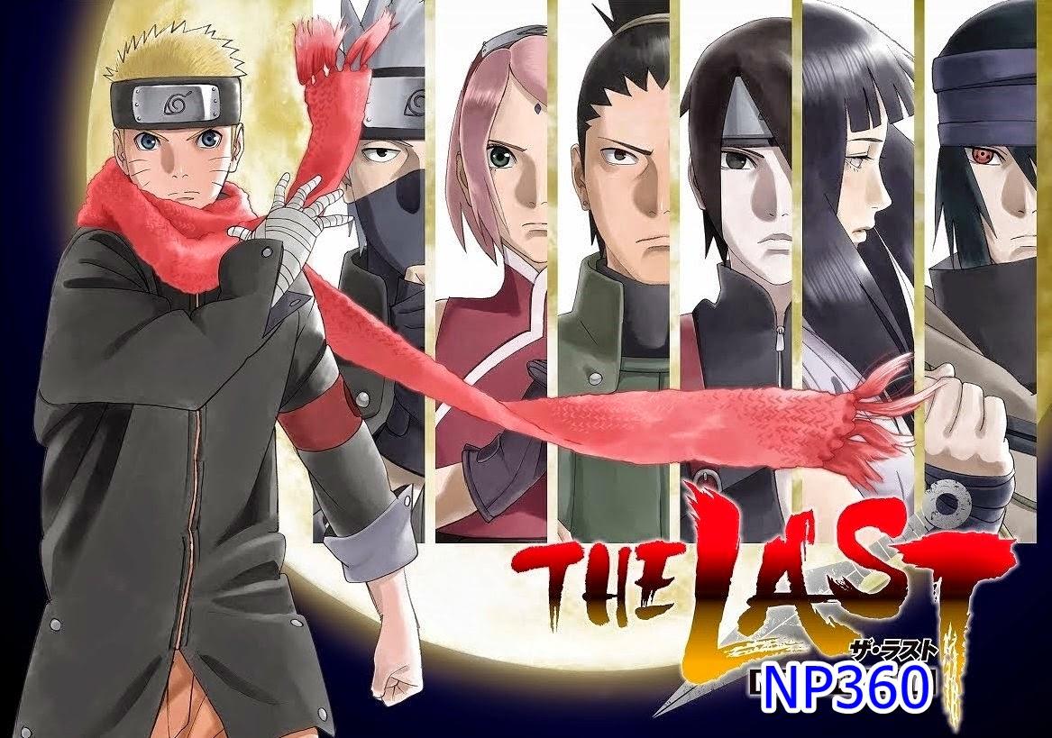 Assista o Filme Naruto The Last Completo!