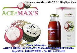 AGENT RESMI ACE-MAX'S MANADO SULAWESI UTARA
