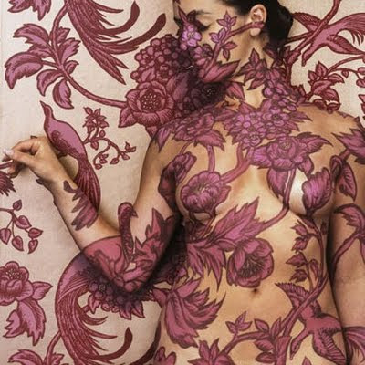 body_painting_pictures_tribal_tattoo