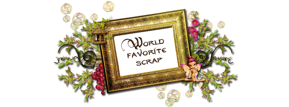 World favorite scrap