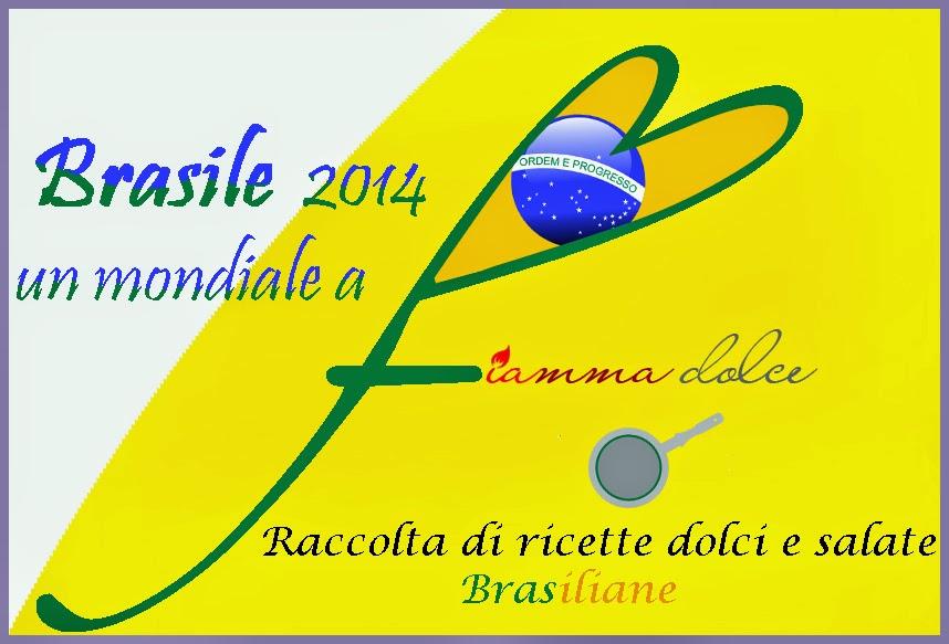 brasile 2014...una raccolta mondiale....a fiamma dolce!!
