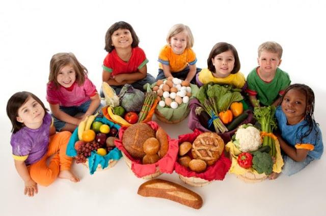 Nutrisi Makanan Sehat yang Baik untuk Anak