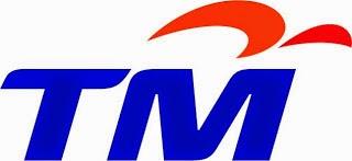 Jawatan Kerja Kosong Telekom Malaysia (TM) logo www.ohjob.info