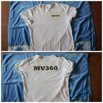 Camisas MV360!
