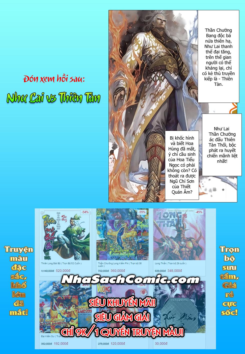 Thần Chưởng trang 33