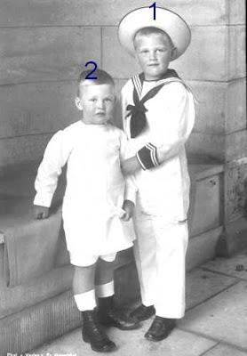 Friedrich Franz et Christian Ludwig de Mecklembourg