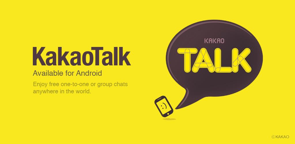 Kakao Talk , una alternativa a Whatsapp