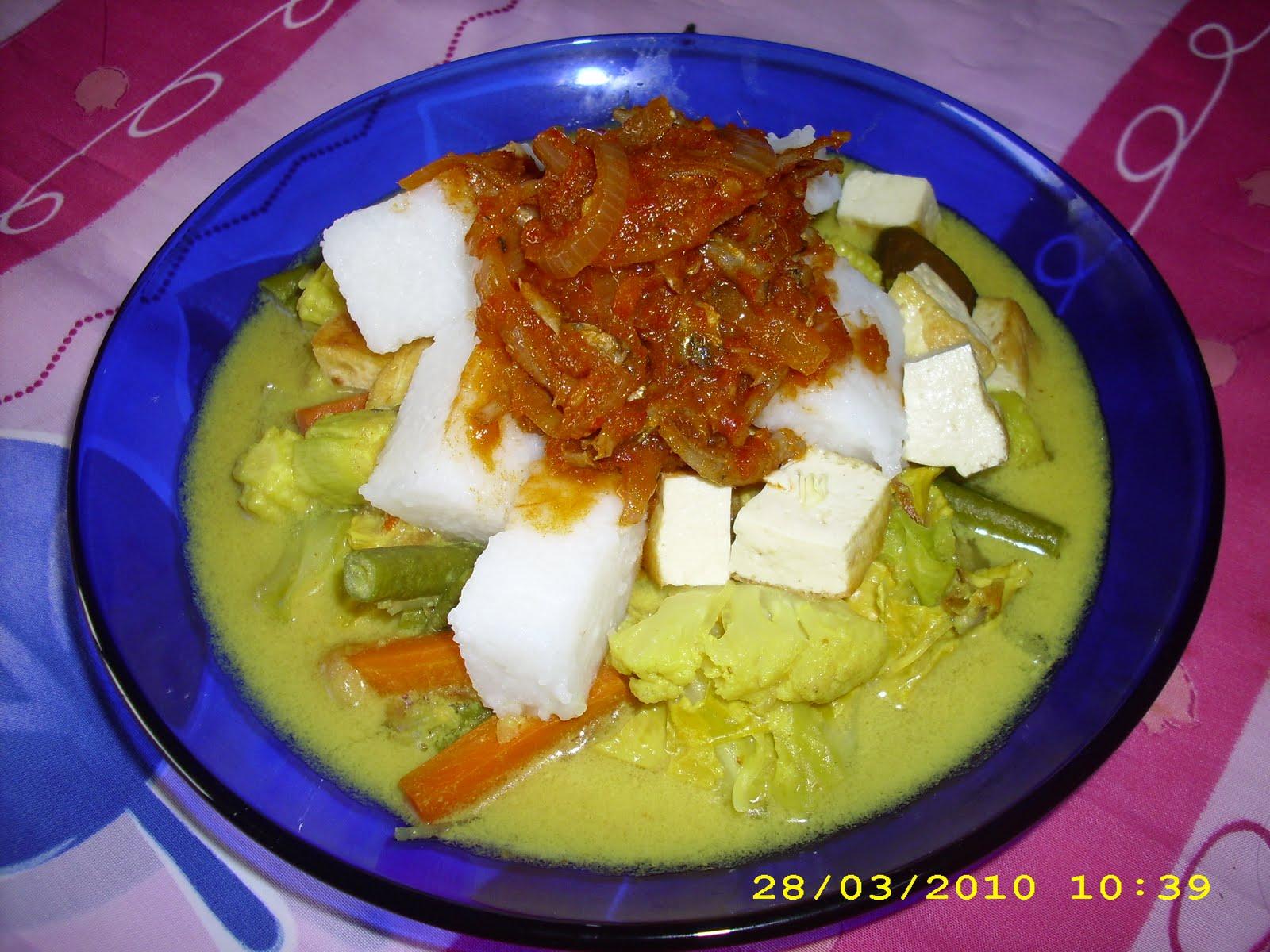Nasi lemak azrai best catering lontong johor d for Best catering