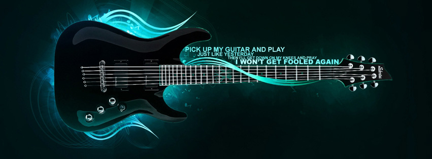 Pick Up My Guitar
