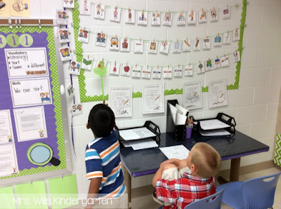 http://www.mrswillskindergarten.com/2014/08/peek-at-my-week-and-classroom-tour.html