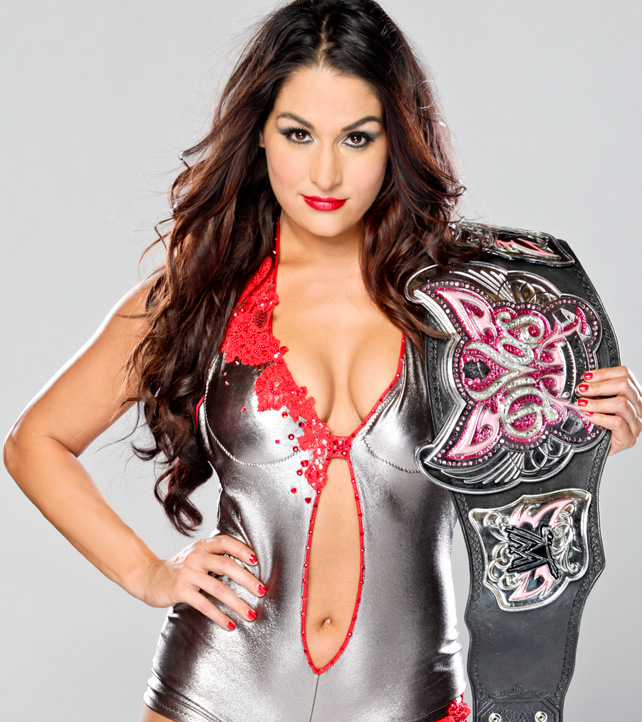 Nikki Bella WWE