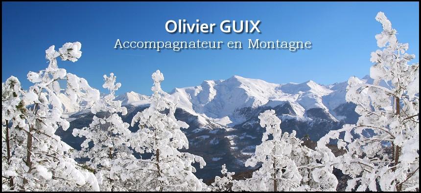 Olivier Guix : Accompagnateur de vos aventures