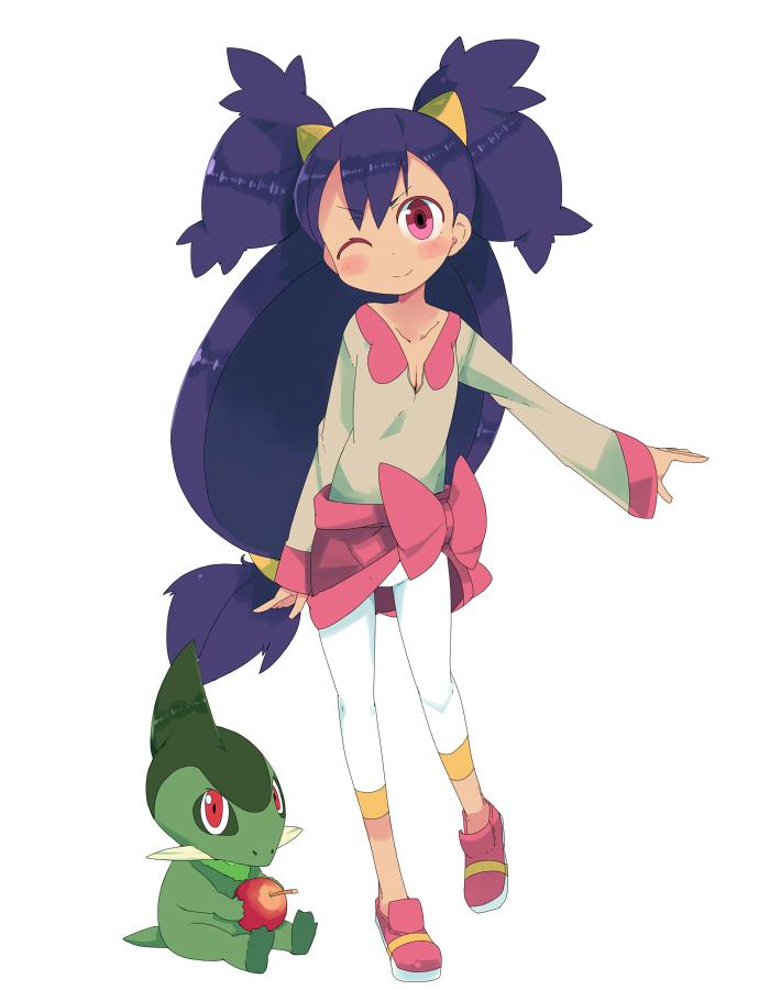Pokemon ash x iris http www weareanime cosplay com 2011 08 pokemon