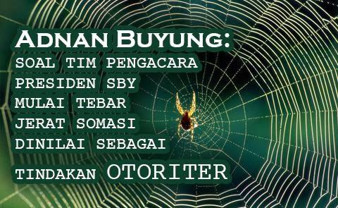 SBY Somasi blogger