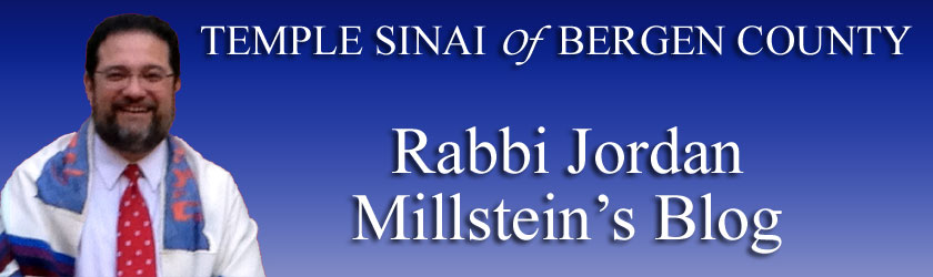 Rabbi Jordan Millstein - Temple Sinai of Bergen County, a Reform Jewish Synagogue in Tenafly, NJ