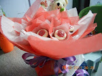 Bouquet- min order from 15pcs
