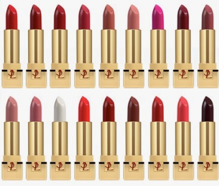 Dressing In Labels Review Yves Saint Laurent Rouge Pur
