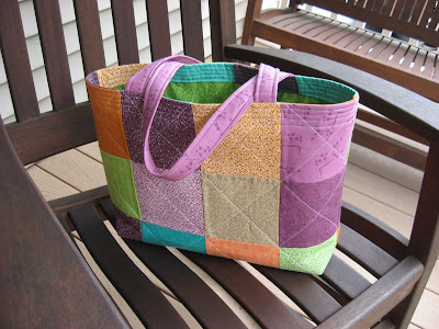 Sweet and Sour Tote Bag/Large Purse