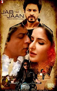 Jab Tak Hai Jaan (2012) | 1CD | DVDScrRip | 700MB Free Download Watch Online