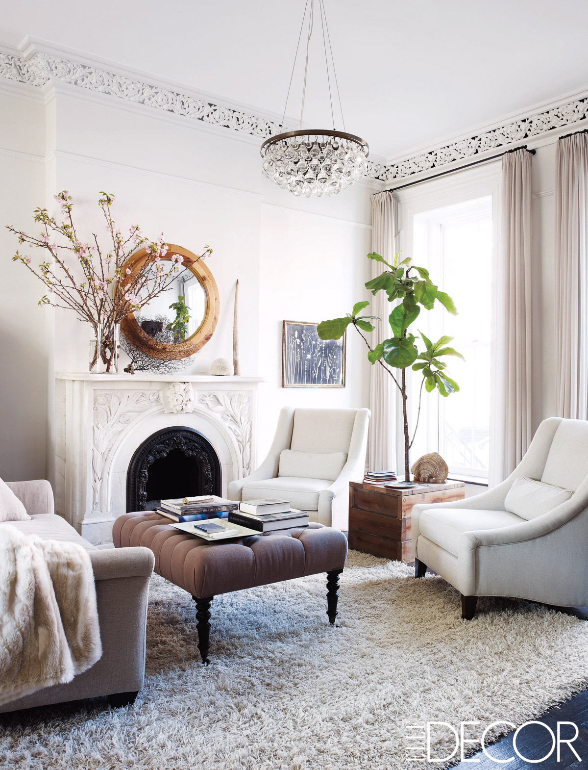 decor inspiration at home with keri russell s brooklyn