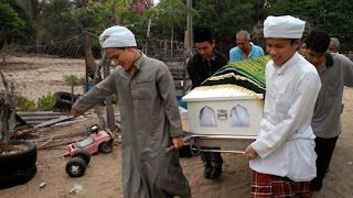 Ziarah Kematian Di Kg Teluk Bayu Kual besut|tengku zaihan