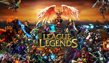 league+of+legends 5 best and most played games in 2012